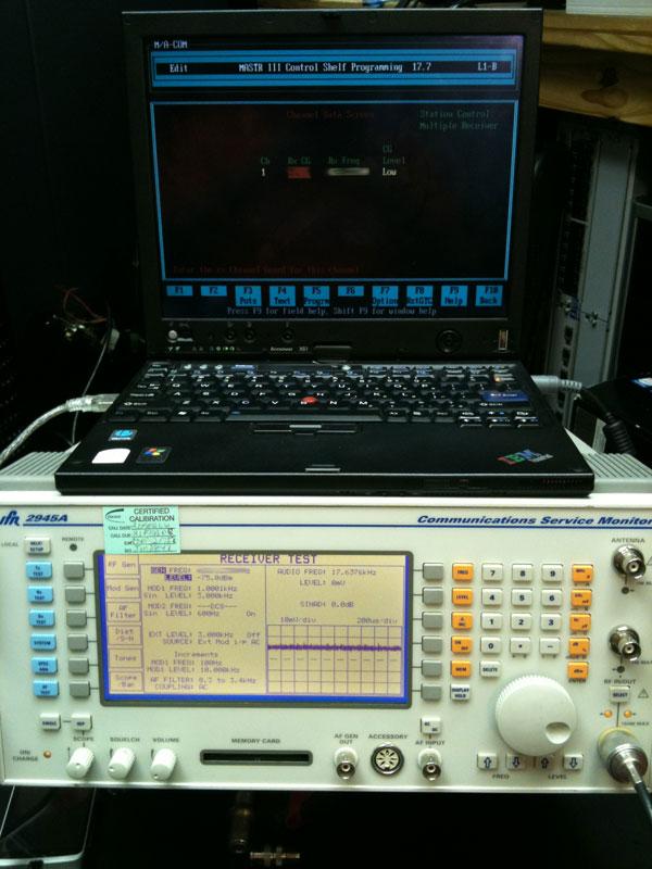 Mastr III software